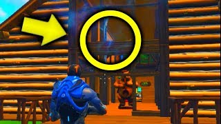 Lonely Lodge PORTAL EXPLAINED! (Fortnite Rocket Launch)