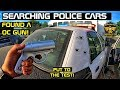 Searching Police Cars Found An OC Gun! Crown Rick Auto