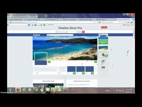 Change Facebook Cover|Create Timeline Cover and Edit Profile Pic with Ease