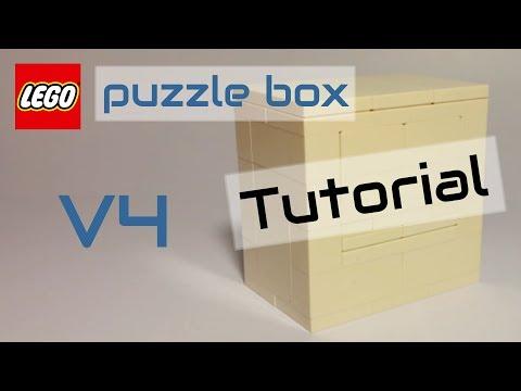 Tutorial - LEGO puzzle box V4