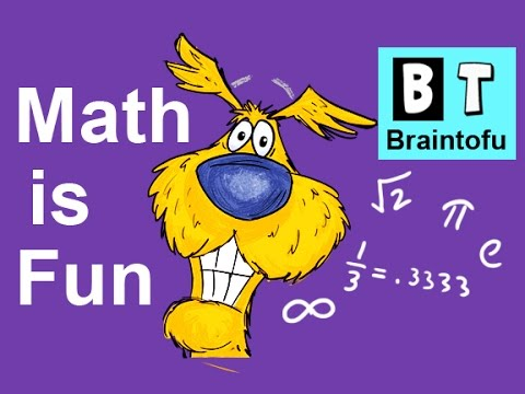 Pre Algebra Basic Math Cartoon - Fun Math Videos for kids - Number Sets