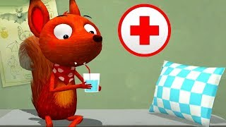 Fun Animals Care Forest Hospital Care For Little Animals Fun Animated Kids Games