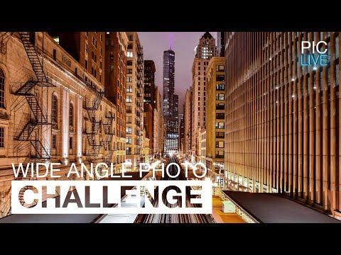 PIC LIVE - Challenge #13 - Wide Angle Photo - Mavic Air Launch