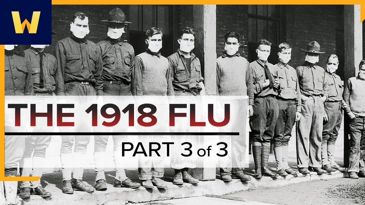 The 1918 Spanish Flu-The Search for the Virus | Mysteries of the Microscopic World (Part 3 of 3)