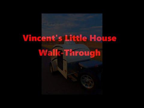 Little Vinnies Little House Teardrop Walk-through & Tour