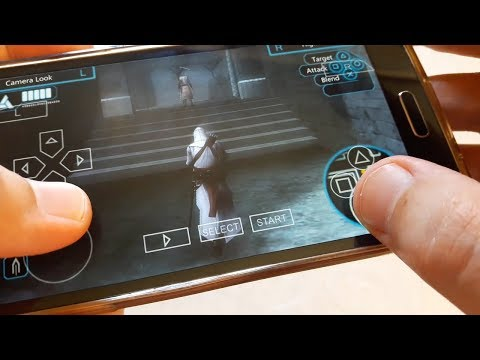 Play PSP Games On Android SmartPhone and Tablet