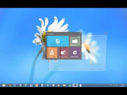 100 Windows 8 Tips and Tricks   102   How To Pin Anything To Start and Taskbar