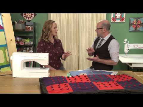Quilting with Knots with Thomas Knauer