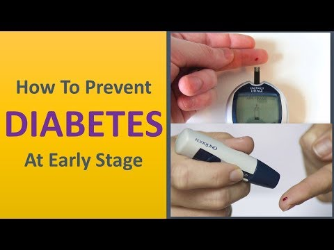 How To Prevent Diabetes At Early Stage Stop Diabetes