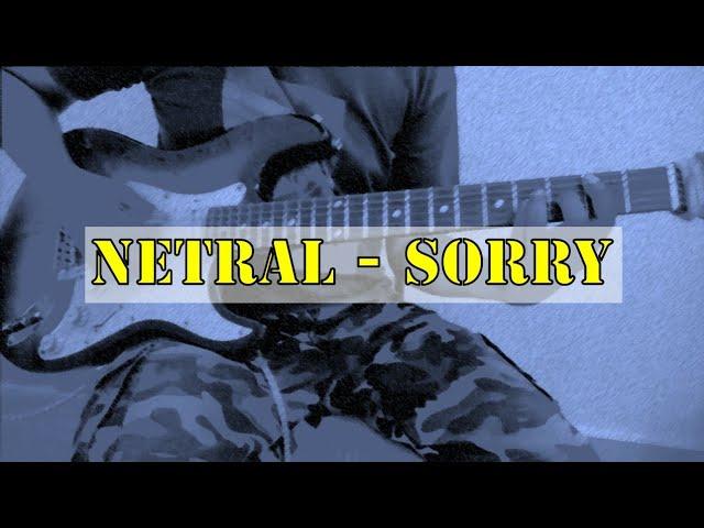 Download NETRAL - SORRY (Guitar Cover) MP3 Gratis