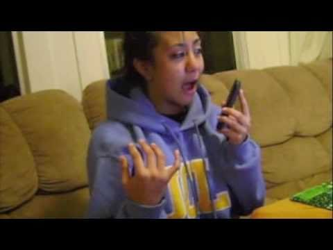 Caitlin's Acceptance Reaction to UCLA - Fall 2011