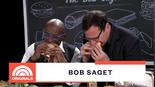 Bob Saget Talks 'Fuller House' and Reveals Whether He Still Hangs Out With The Olsen Twins | TODAY