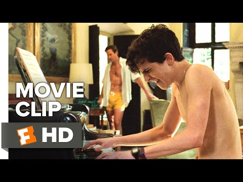 Call Me by Your Name Movie Clip - Play That Again (2017)   Movieclips Indie