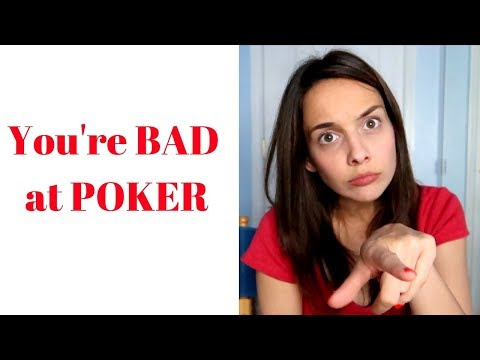 ARE YOU BAD AT POKER? - VLOG 11