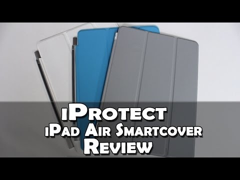 iProtect Smart Cover für das iPad Air Review