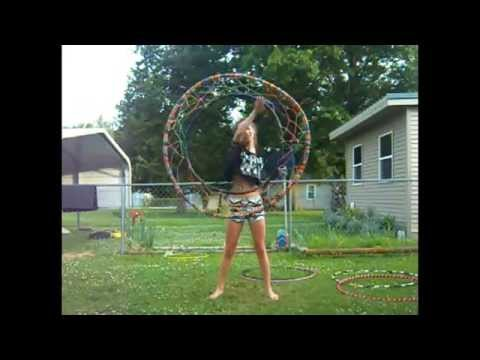 Dreamcatcher Hoop Dance
