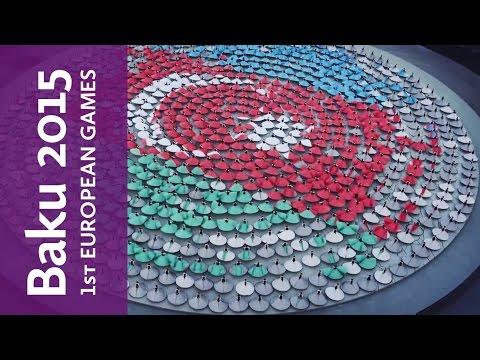 Making of the Baku 2015 Opening Ceremony: the Magic Carpet | Baku 2015