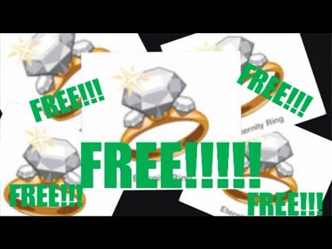 SIMS FREEPLAY FREE ETERNITY RING GLICH|| 5.23.1