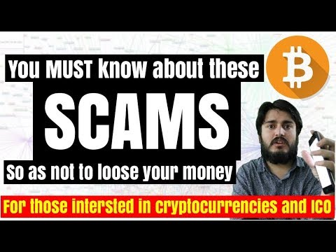 Be aware of these Ongoing Scams - For Bitcoin or other Cryptocurrencies holders or interested in ICO