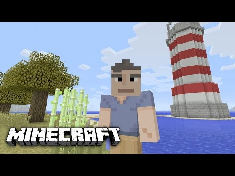MINECRAFT - Building The Lighthouse [41]