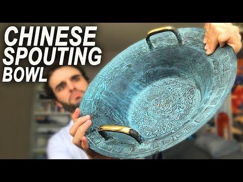 CE BOL EST MAGIQUE ? (chinese spouting bowl)
