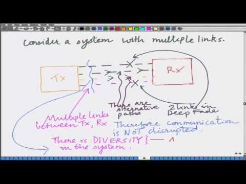 Lecture 11: Principle of Diversity
