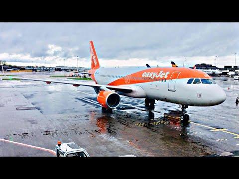 TRIP REPORT | EASYJET (NEW CABIN) | A320-214 | Manchester - Geneva |
