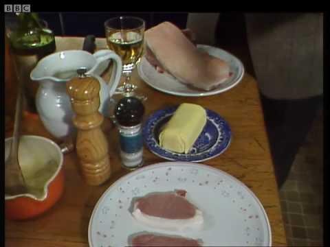 Pork in cider & calvados apple puree recipe - Floyd on Food - BBC