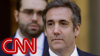 Cohen signals willingness to cooperate with Feds