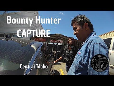 Bounty Hunter Capture - The Procrastinator