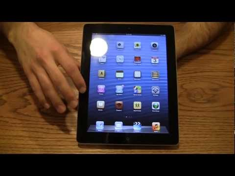 Review: Apple iPad 32GB 4th Generation Late 2012