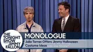 Julio Torres Offers Jimmy Halloween Costume Ideas - Monologue