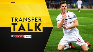 The latest on Krzysztof Piątek, Bruno Fernandes, Ashely Young & Marouane Fellaini | Transfer Talk