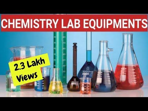 25 Important Chemistry Lab Equipments