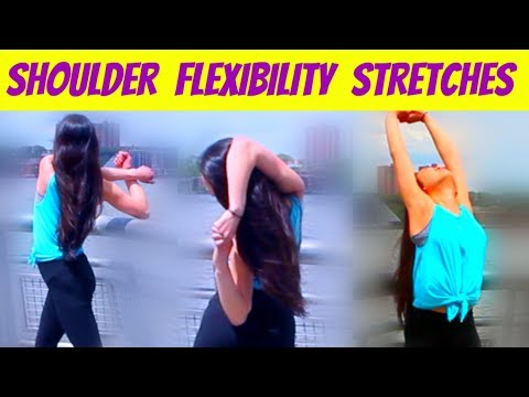 How To Get Flexible Shoulders!