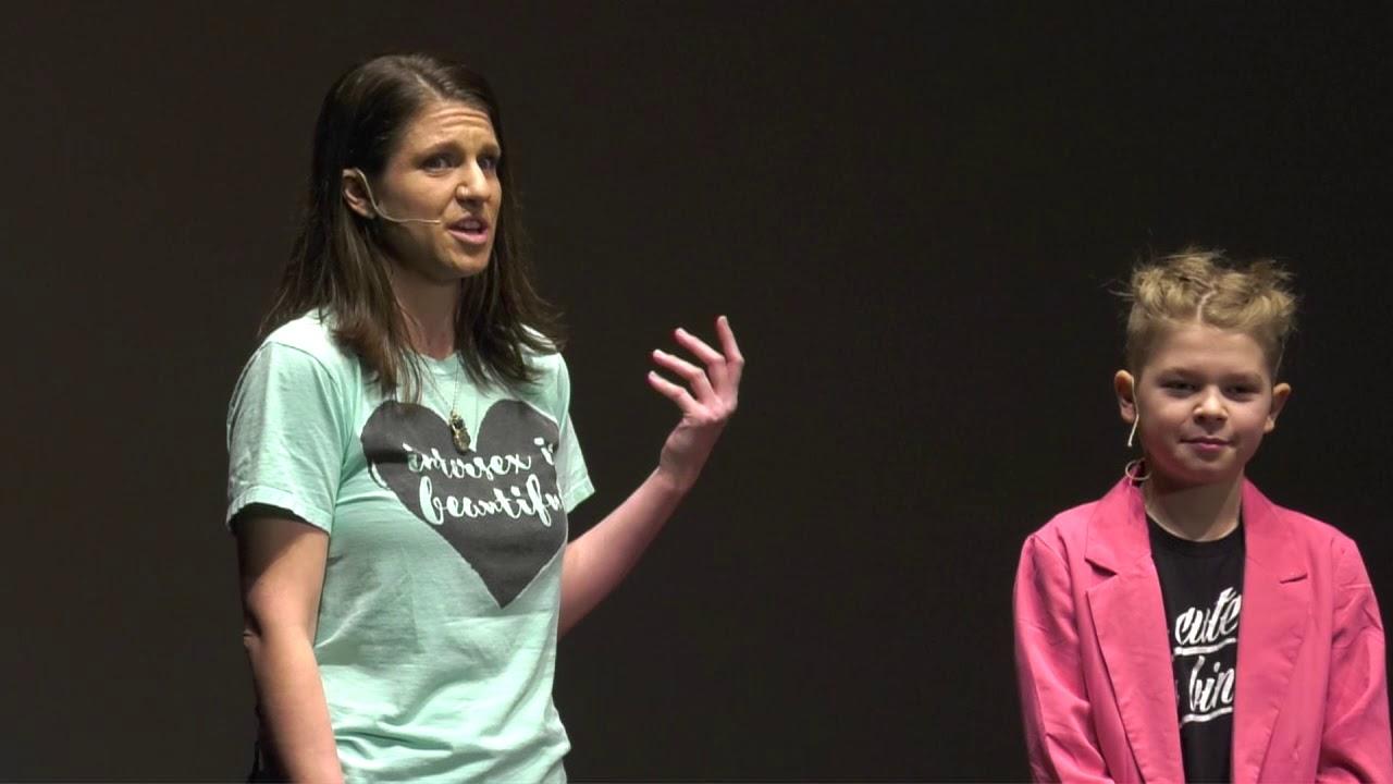 Intersex is Awesome   Kristina Turner & Ori Turner   TEDxWWU
