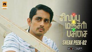 Sivappu Manjal Pachai - Sneak Peek 02 | Siddharth, GV Prakash - Directed by Sasi