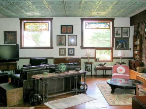 Drop Ceiling Tiles - How to Reface