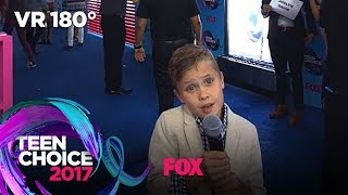 Jack Stanton Shares Fun Facts About The Award Show   TEEN CHOICE