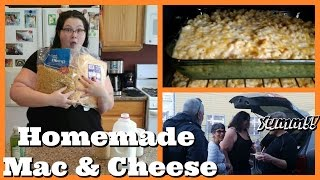 Smoked Cheddar Mac Cheese Recipe Made For Our Friends Without Homes
