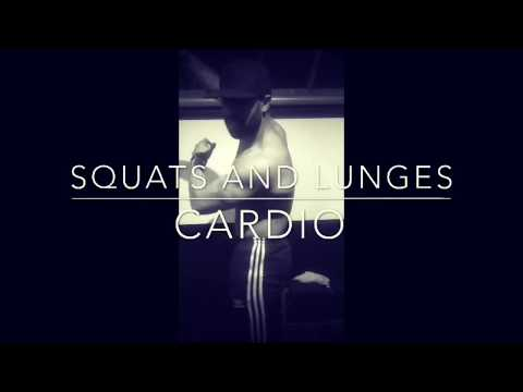 30 mins Squats And Lunges Challenge- Deep Squats Cardio Workout