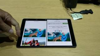 iOs 11 on iPad Pro 10.5 demo-ETNEWS 3C