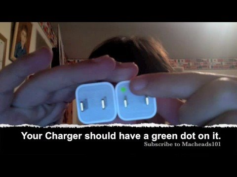 iPhone charger recall!