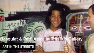 Download Patti Astor, Fab 5 Freddy, Jean Michel Basquiat- Art in the Streets - MOCAtv Ep. 18 Video