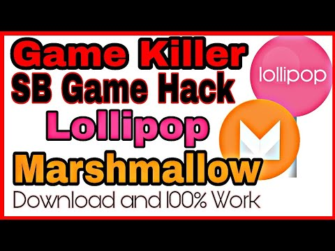 How To Use Game Killer Lollipop. How To Game Killer Marshmallow. SB Game Hacker, apk, best on Hindi