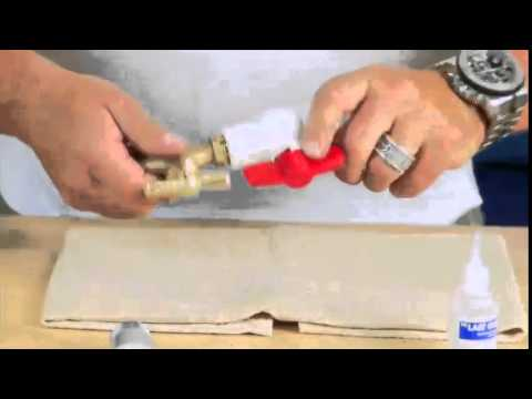 Glue Metal to Plastic - The Last Glue