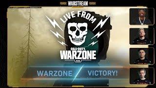 Team Mutineers (Ochocinco, MaNiaC, Skyz, Havok) | MULTI-CAM Stream | Live from Warzone