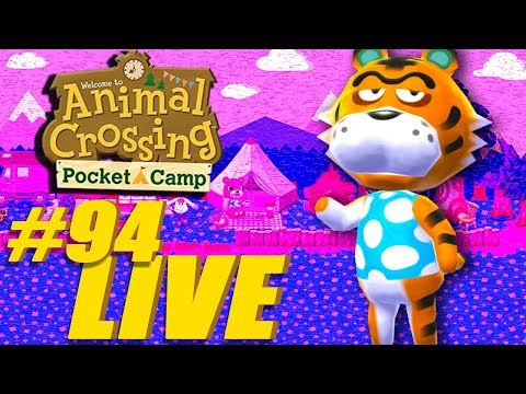 Where are my ANIMALS?!! - Animal Crossing: Pocket Camp Live Stream
