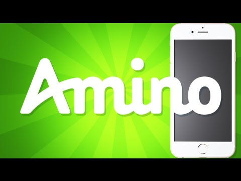 AMINO    CREATE YOUR OWN MOBILE SOCIAL NETWORK! FREE!