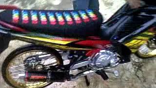Modifikasi Motor Jupiter Mx Thailook Blog Motor Keren